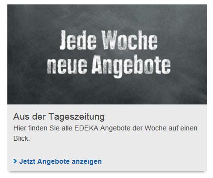 Angebote der Woche - Edeka in Waldbronn - Achim Völkle - Essen und ...